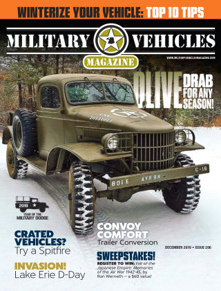 Military Vehicles Dec 2019