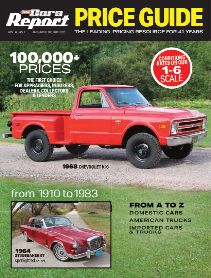 Read Old Cars Report Price Guide Magazine On Readly The Ultimate Magazine Subscription 1000 S Of Magazines In One App