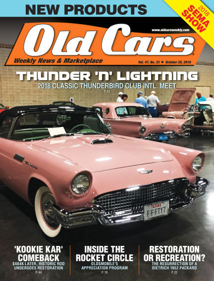 Old Cars Weekly October 17, 2018 00:00