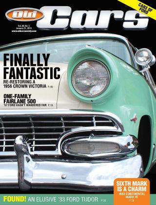 Old Cars Weekly Jan 31 2019