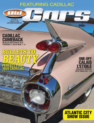 Old Cars Weekly Feb 7 2019