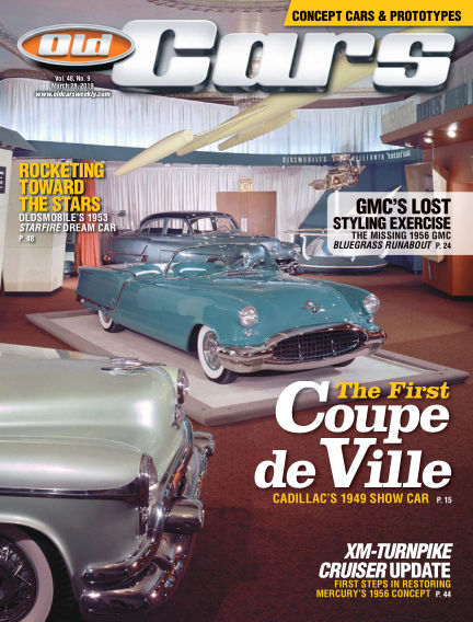 Old Cars Weekly March 13, 2019 00:00