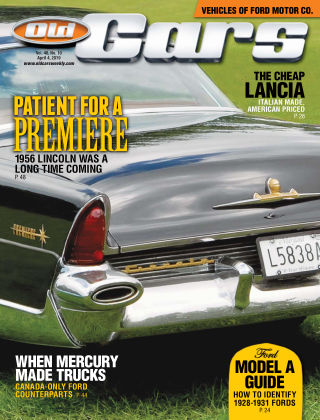 Old Cars Weekly Apr 4 2019