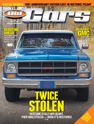 Old Cars Weekly Apr 11 2019