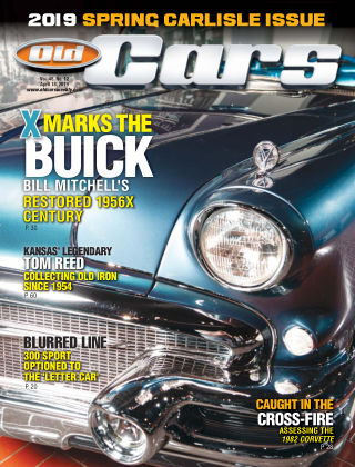 Old Cars Weekly Apr 18 2019