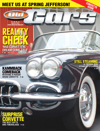 Old Cars Weekly Apr 25 2019
