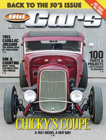 Old Cars Weekly May 22, 2019 00:00