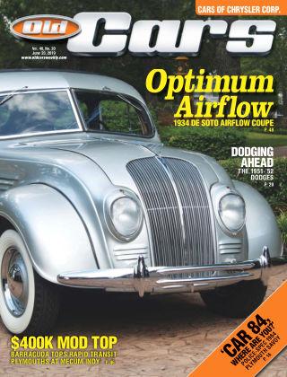 Old Cars Weekly Jun 20 2019