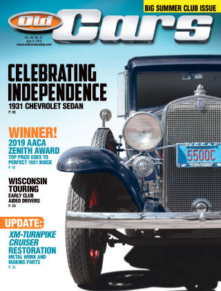 Old Cars Weekly Jul 4 2019