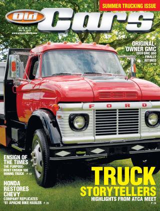 Old Cars Weekly Jul 18 2019
