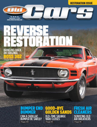 Old Cars Weekly Sep 5 2019