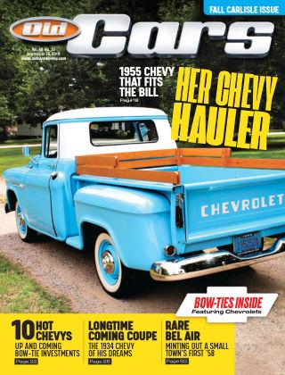 Old Cars Weekly Sep 26 2019