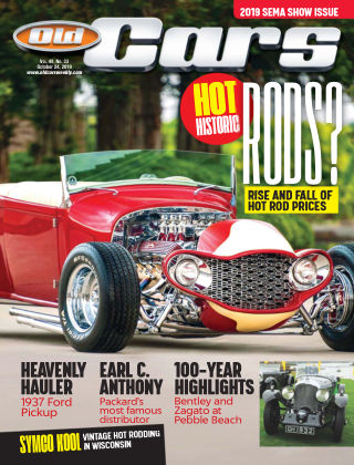Old Cars Weekly Oct 24 2019