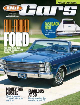 Old Cars Weekly Nov 7 2019