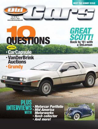 Old Cars Weekly Jan 2 2020