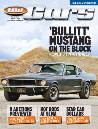 Old Cars Weekly Jan 9 2020