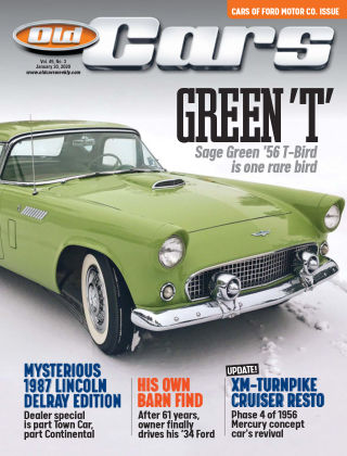 Old Cars Weekly Jan 30 2020