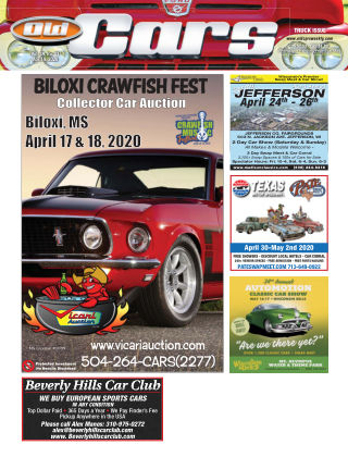 Old Cars Weekly April 9 2020