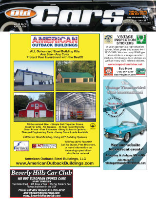 Old Cars Weekly April 16 2020