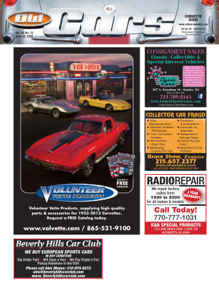 Old Cars Weekly April 23 2020