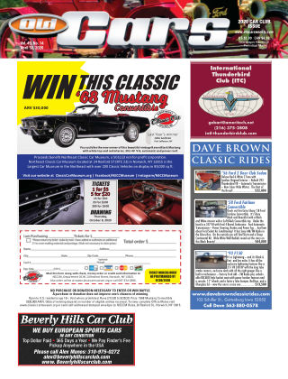 Old Cars Weekly April 30 2020