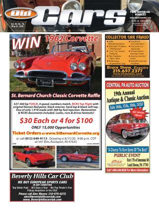 Old Cars Weekly May 21 2020