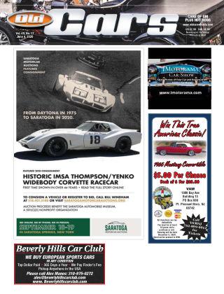 Old Cars Weekly June 4 2020