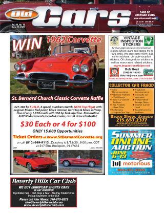 Old Cars Weekly June 18 2020
