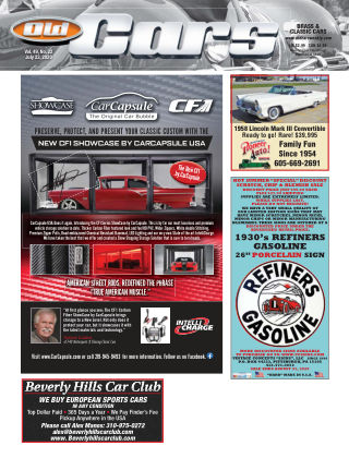 Old Cars Weekly July 23 2020