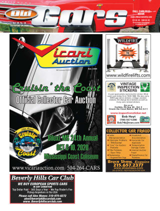 Old Cars Weekly September 24 2020