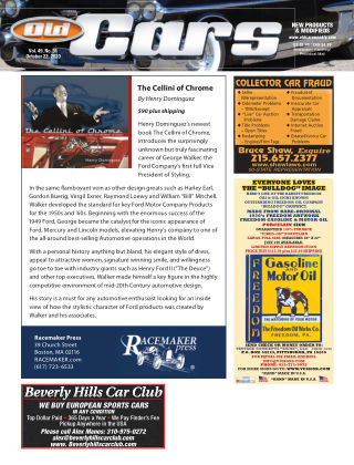 Old Cars Weekly October 22 2020