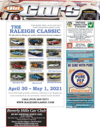 Old Cars Weekly March 1 2021