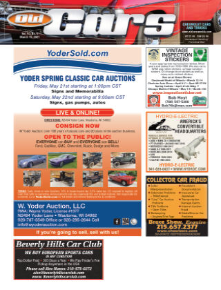 Old Cars Weekly March 15 2021