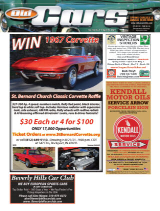 Old Cars Weekly April 15 2021