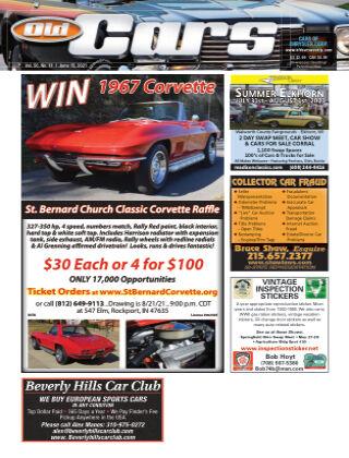 Old Cars Weekly June 15 2021