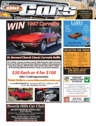 Old Cars Weekly July 15 2021