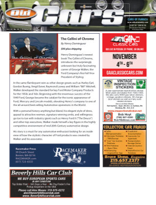 Old Cars Weekly October 15 2021