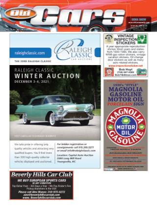 Old Cars Weekly November 1 2021