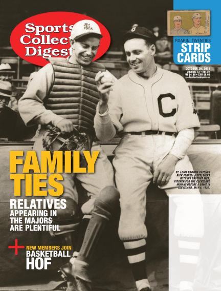 Sports Collectors Digest October 16, 2018 00:00