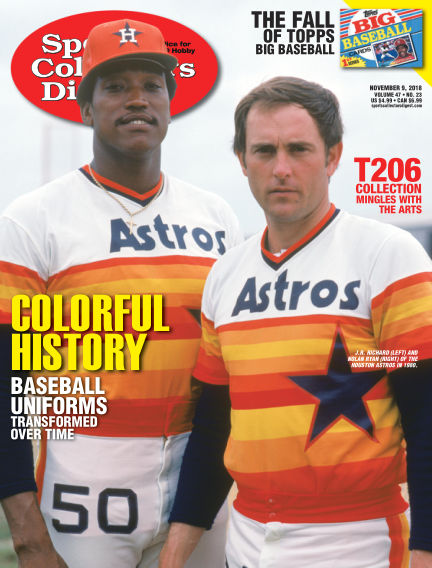 Sports Collectors Digest October 30, 2018 00:00