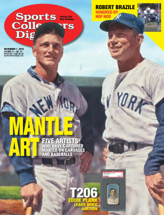 Sports Collectors Digest Dec 7 2018