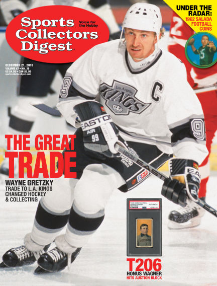 Sports Collectors Digest December 11, 2018 00:00