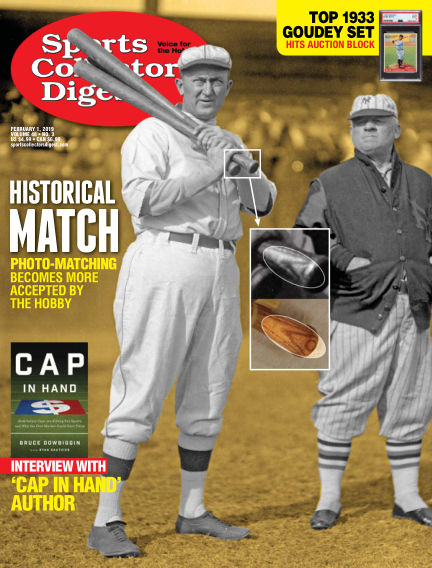 Sports Collectors Digest January 14, 2019 00:00