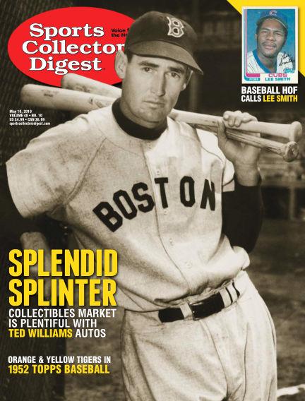 Sports Collectors Digest April 22, 2019 00:00