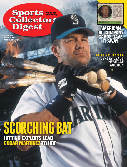 Sports Collectors Digest May 06, 2019 00:00
