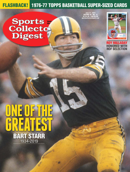 Sports Collectors Digest June 03, 2019 00:00