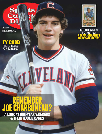 Sports Collectors Digest June 17, 2019 00:00