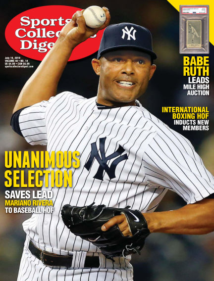 Sports Collectors Digest July 01, 2019 00:00