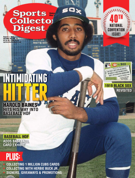 Sports Collectors Digest July 15, 2019 00:00