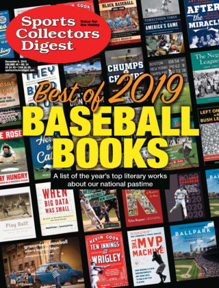 Sports Collectors Digest Dec 6 2019